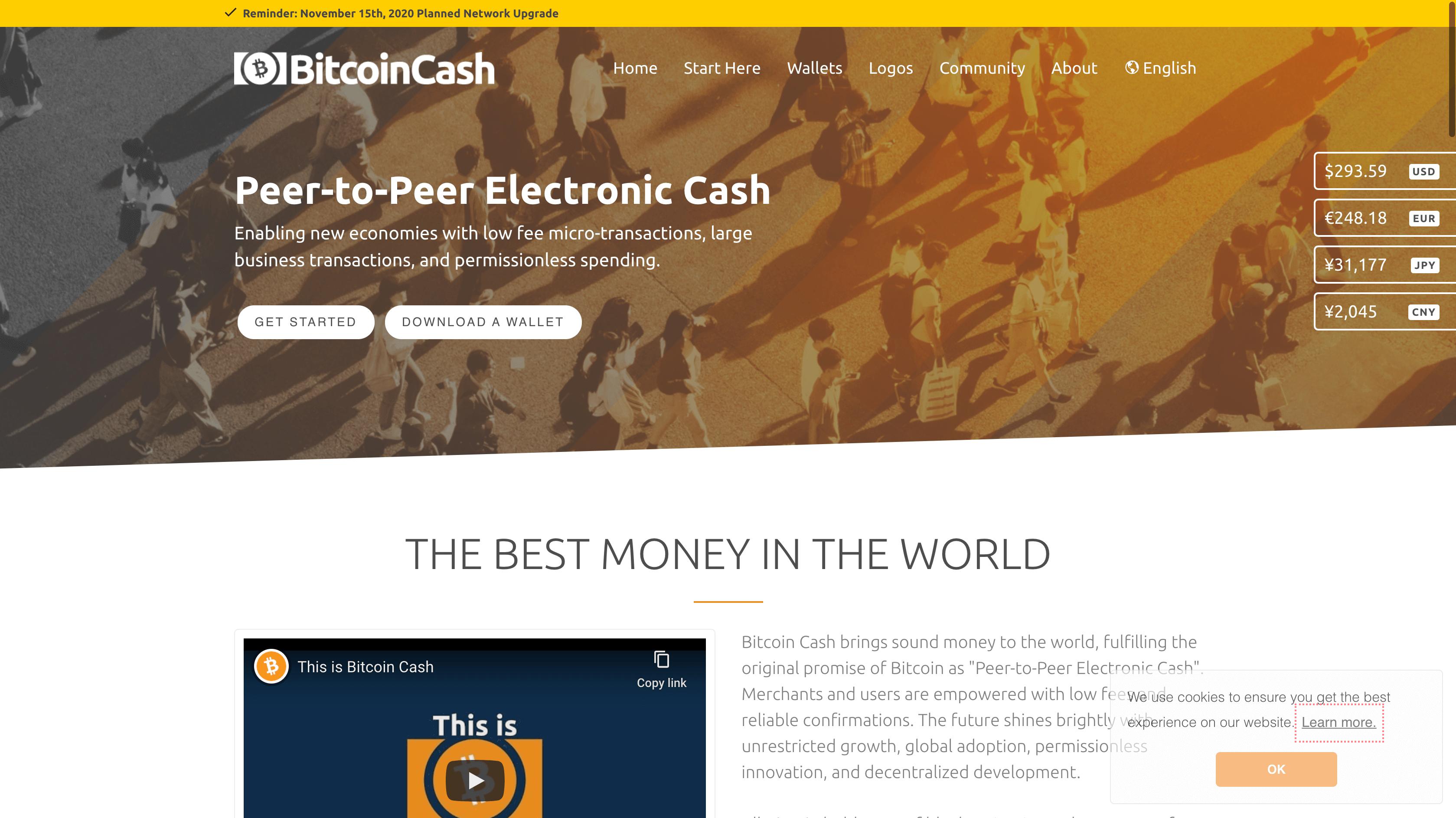 Bitcoin Cash or not