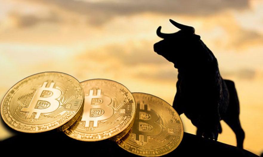 Bitcoin bull run over