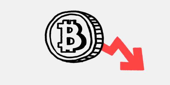 Bitcoin falls below $31k for first time since 26 June