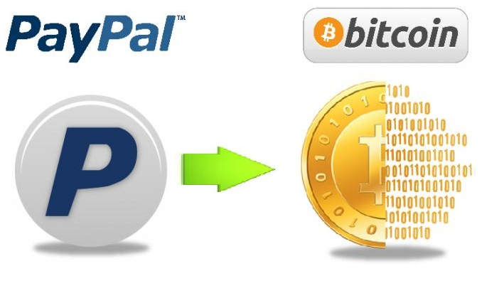 Buy Bitcoin with PayPald
