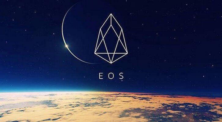 Eos is a very popular cryptocurrency