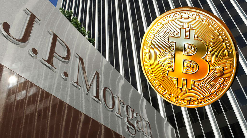 JPMorgan gives customers access to five cryptocurrency funds