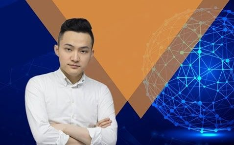 Justin Sun talks about participation in a research project under the Chinese Communist Party