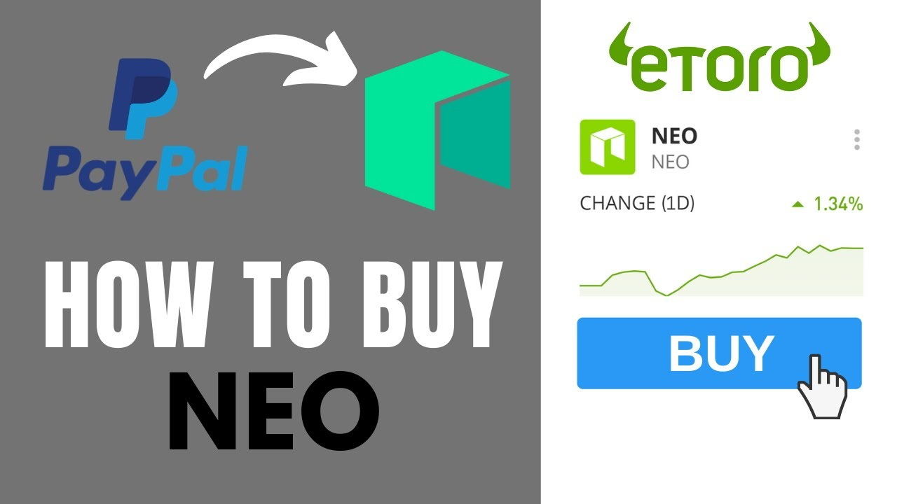 Neo with Paypal