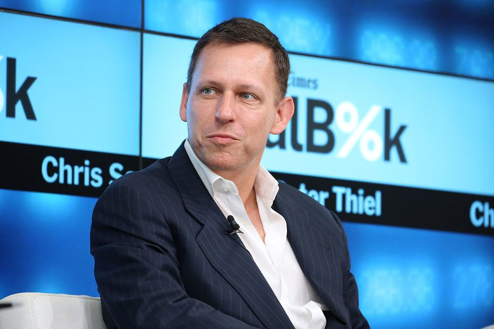 Peter Thiel Foundation leads $25m funding round for Vauld