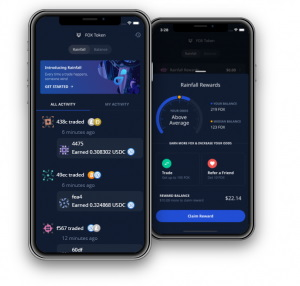 The Shapeshift apps