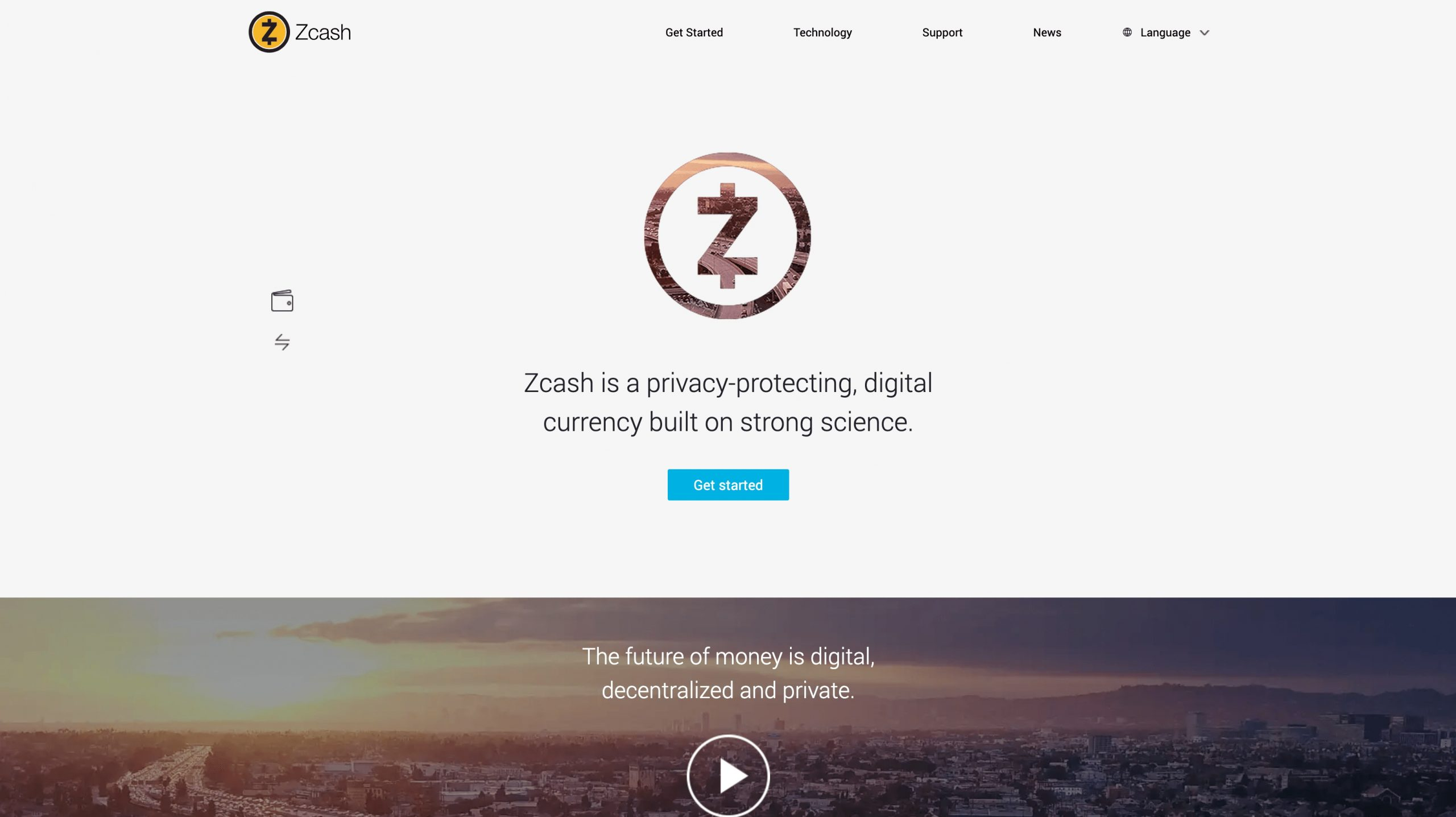 To invest Zcash