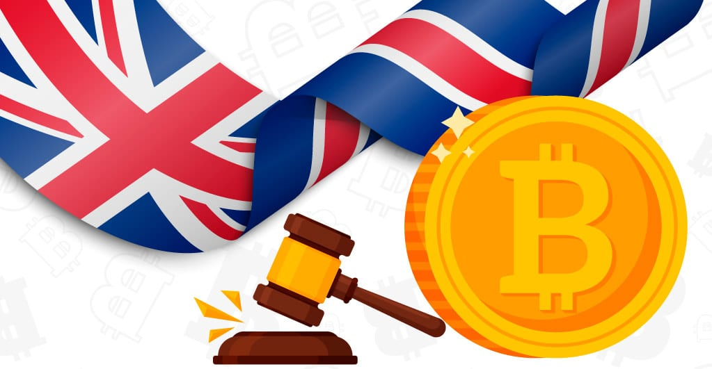 UK to tighten controls on cryptocurrency