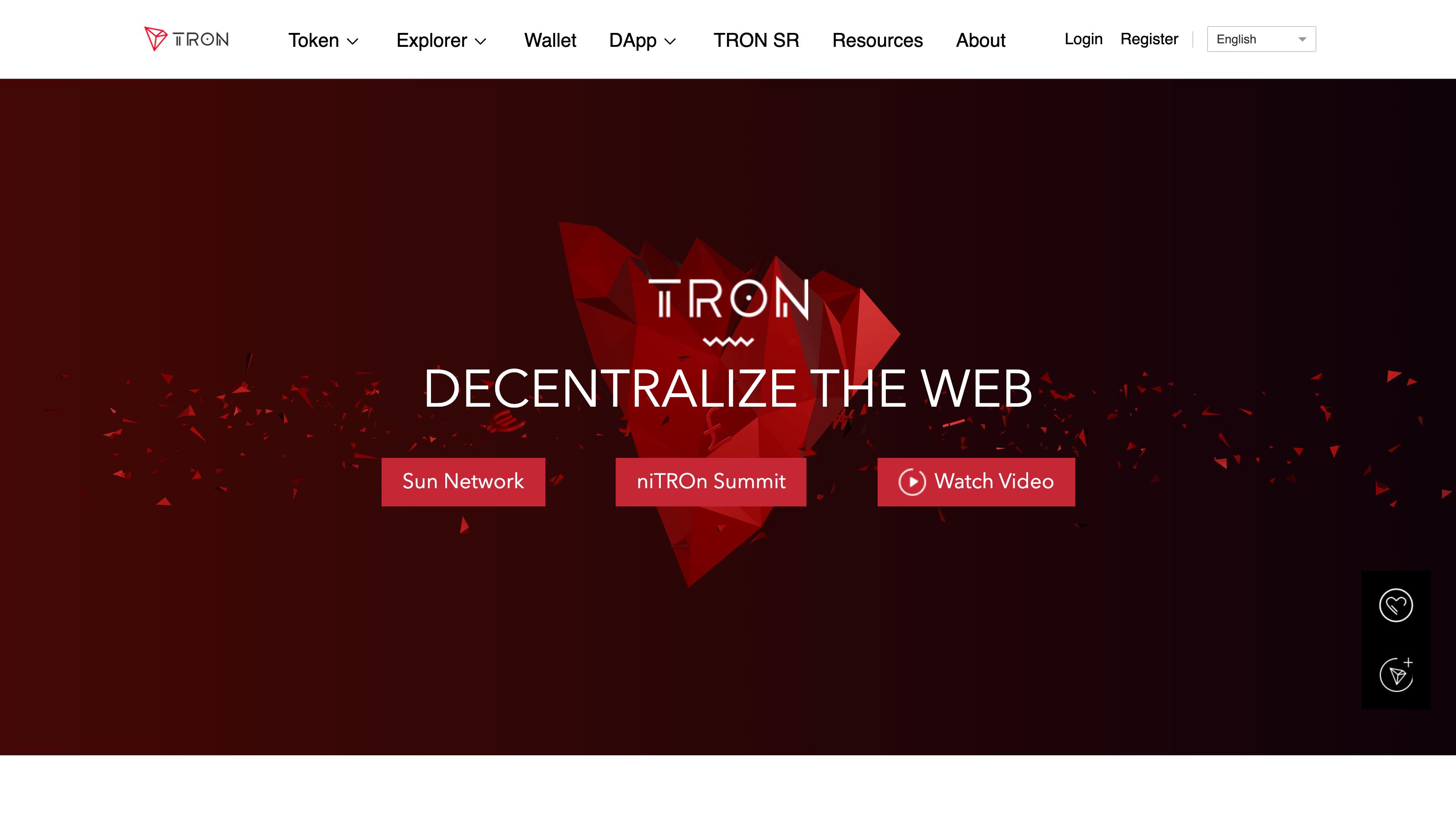 buy Tron or not