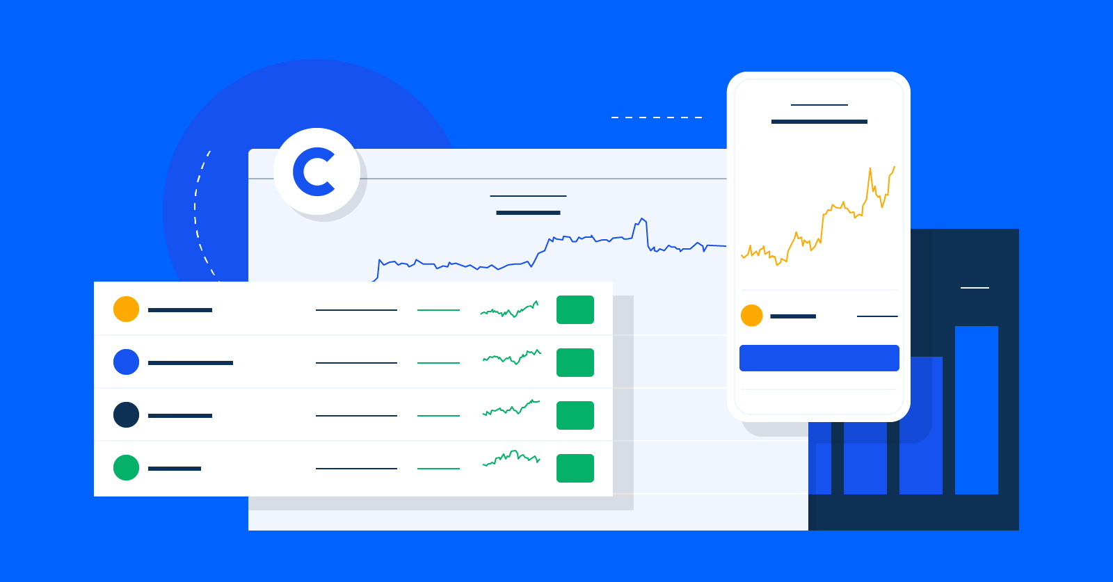 trading with Coinbase