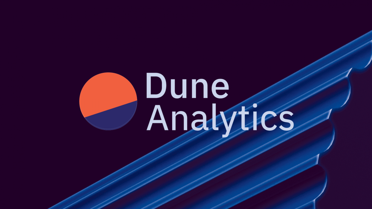 Analytics platform Dune Analytics raises $8m