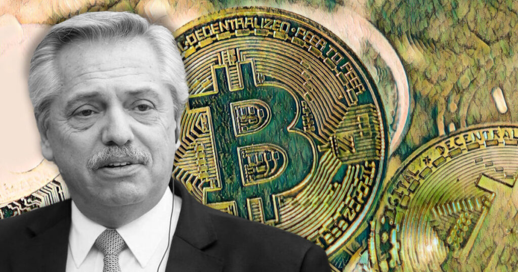Argentine president admits to CBDC issuance and bitcoin legalisation