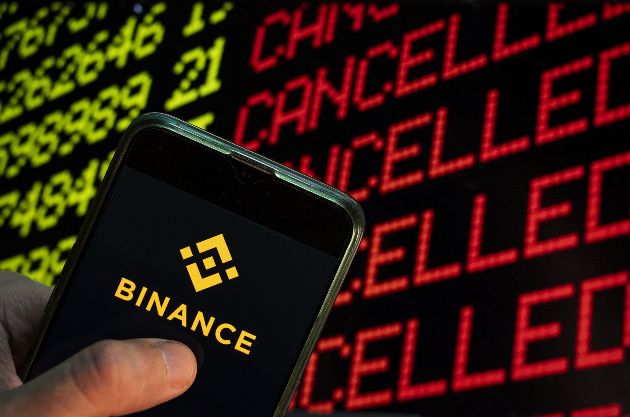 Binance rejects allegations h