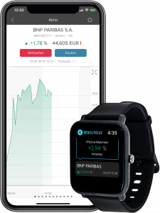 Consorsbank-Trading-App