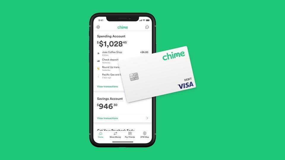 Fintech company Chime