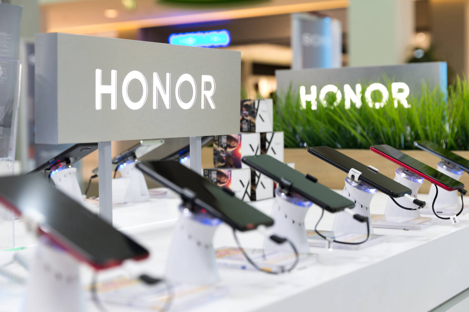 Honor to launch first smartphone with digital yuan wallet support