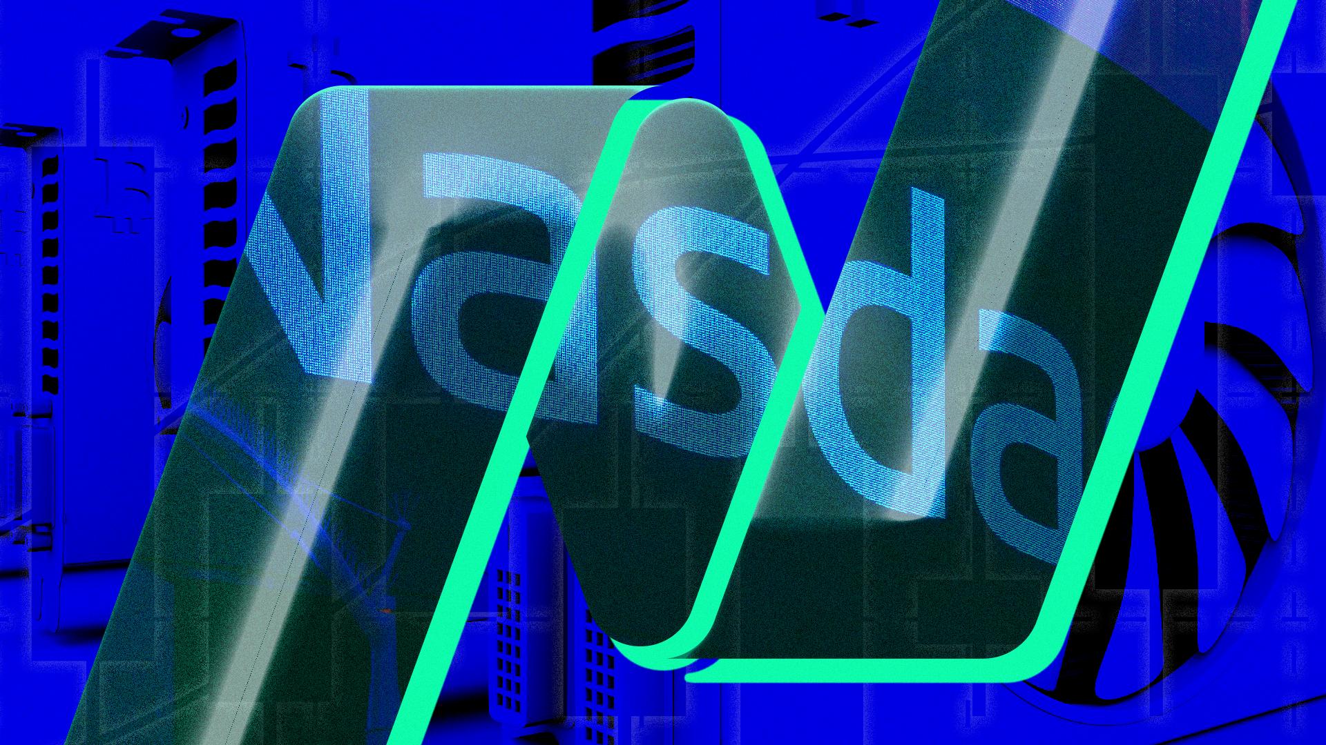 Nasdaq-listed firm mine bitcoin