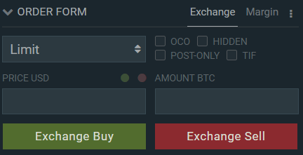 Trade and withdraw