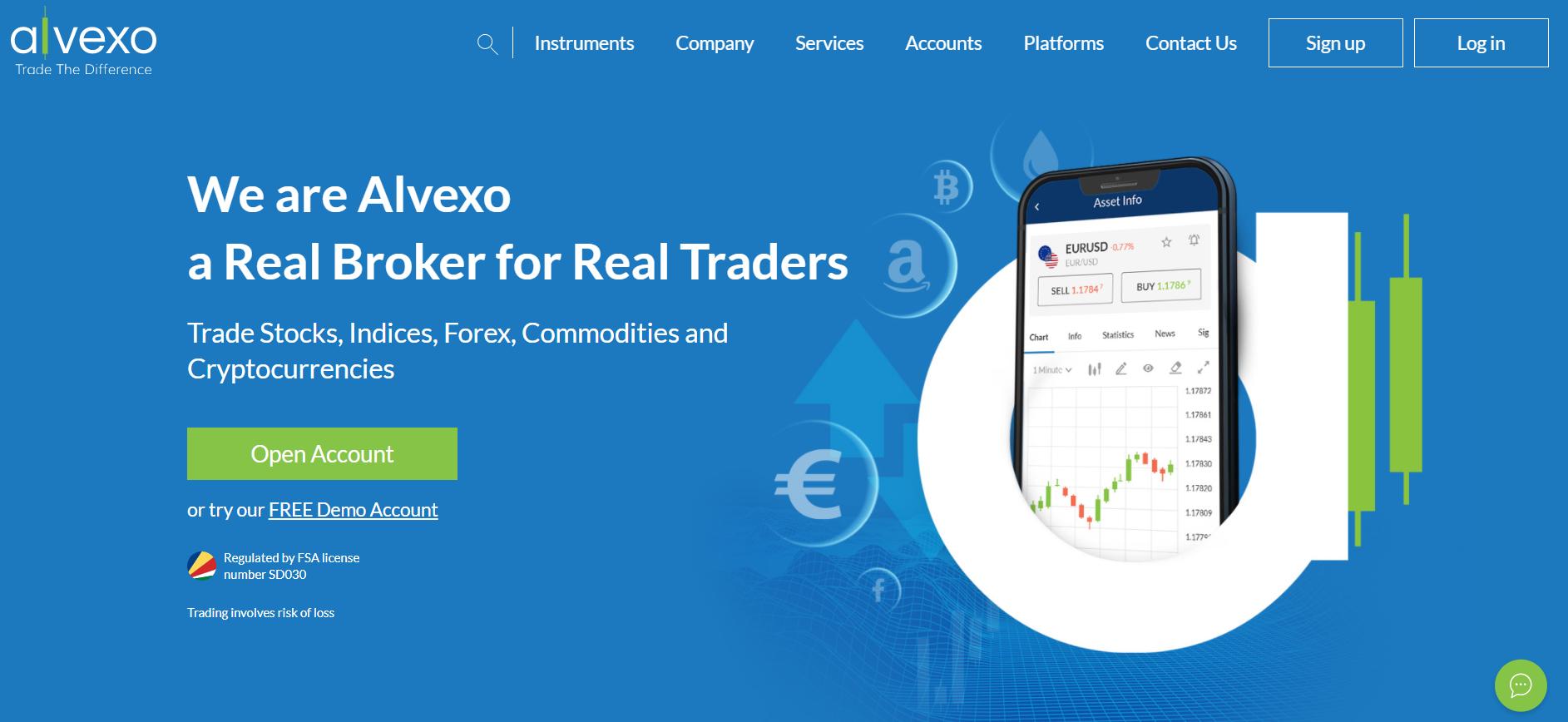 What is Alvexo