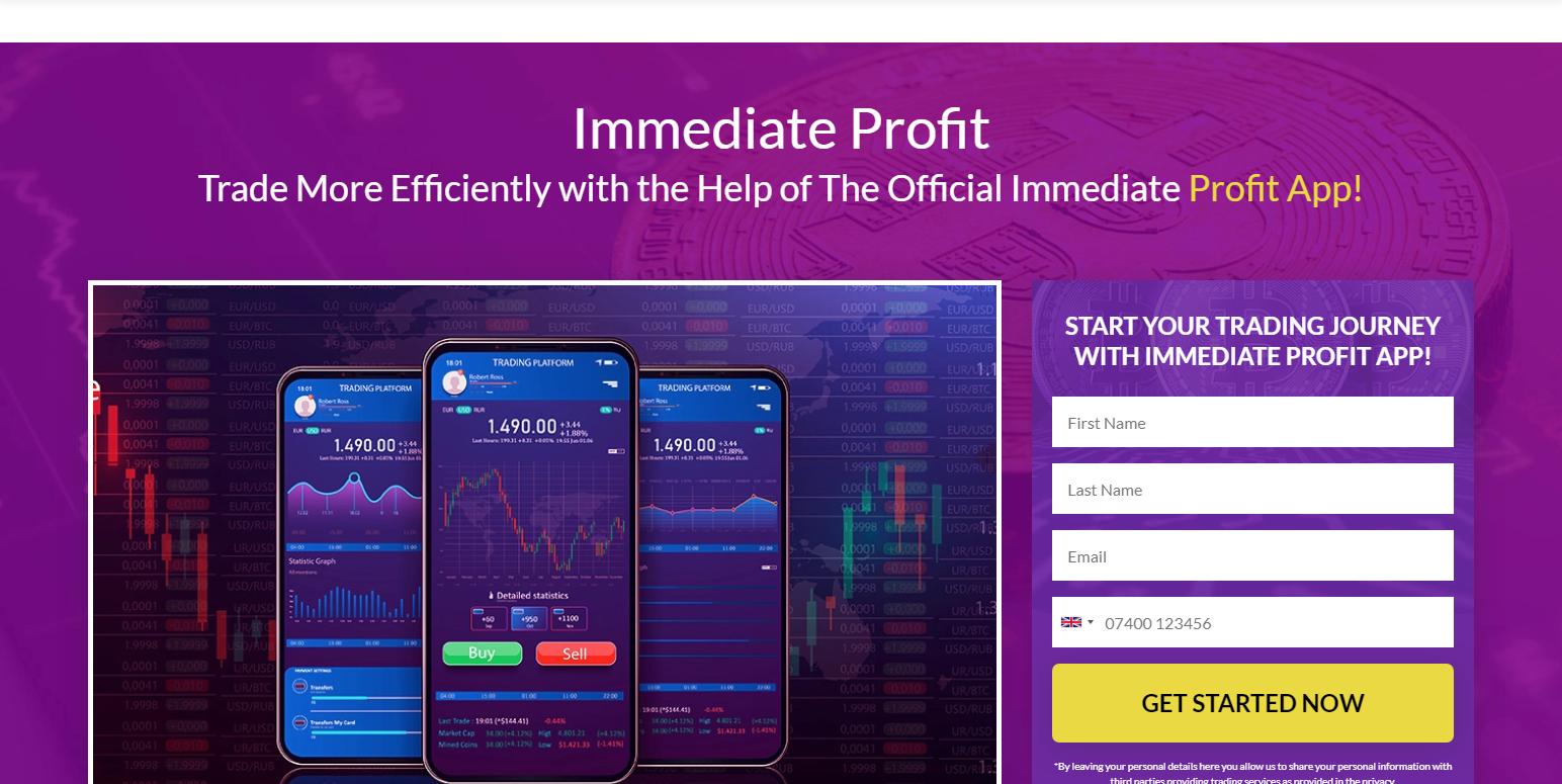 What is Immediate Profit