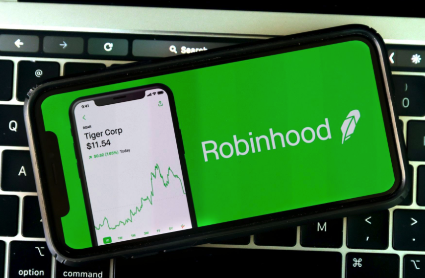 Robinhood is testing a cryptocurrency wallet