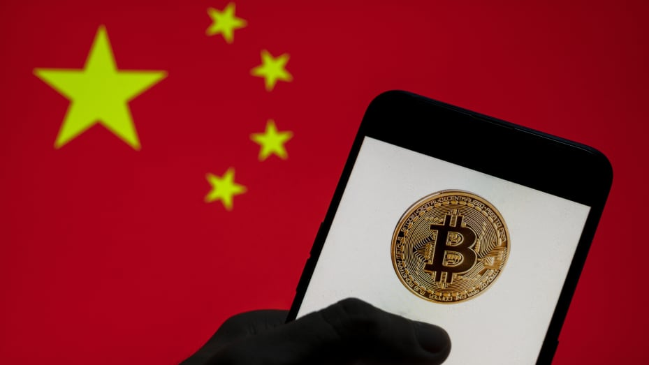 China's central bank sees cryptocurrencies as a threat to the traditional financial system