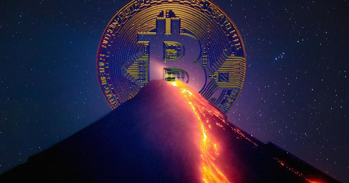 El Salvador starts mining bitcoin with volcano energy